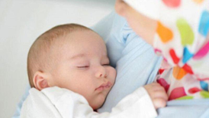 انتقال ویروس به نوزاد