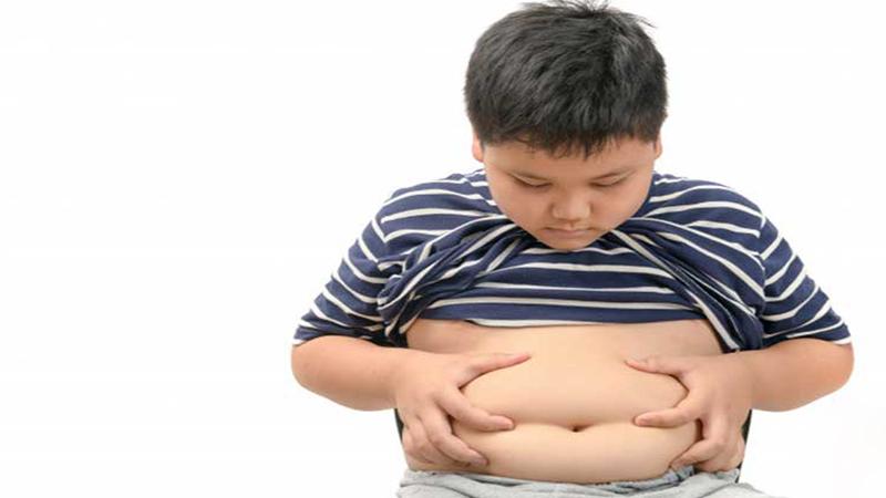 کلینیک شبانه روزی فولادشهر | درمان چاقی در کودکان