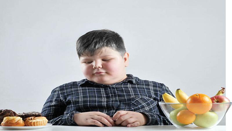 کلینیک شبانه روزی فولادشهر   چاقی در کودکان